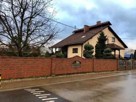 dom wolnostojący Jelcz-Laskowice