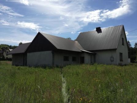 dom wolnostojący Łęki