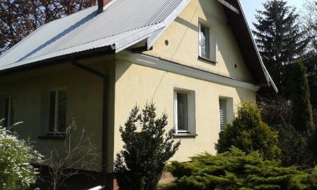dom wolnostojący, 4 pokoje Milanówek, ul. Alfreda Fiderkiewicza 7a