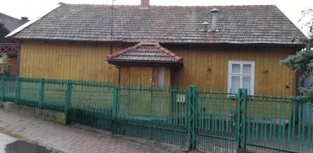 dom wolnostojący, 4 pokoje Dobczyce, ul. Jagiellońska 28