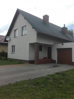 dom wolnostojący Różankowo