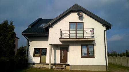 dom wolnostojący, 5 pokoi Szczerców, ul. J. Piłsudskiego 124D