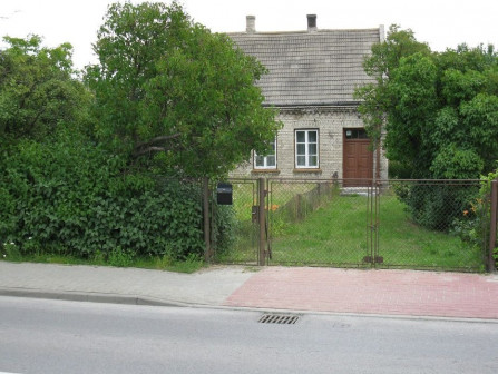 dom wolnostojący Ostrowiec Świętokrzyski Denków, ul. Ostrowiecka