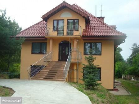 dom wolnostojący Stępka