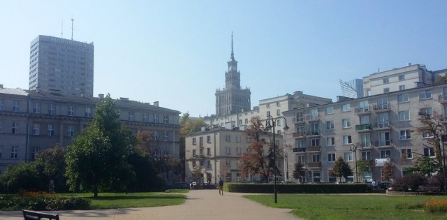 Mieszkanie 3-pokojowe Warszawa Śródmieście, ul. Kredytowa