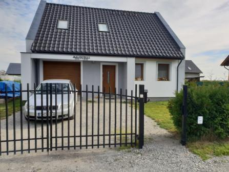 dom wolnostojący Kmiecin, ul. Malinowa