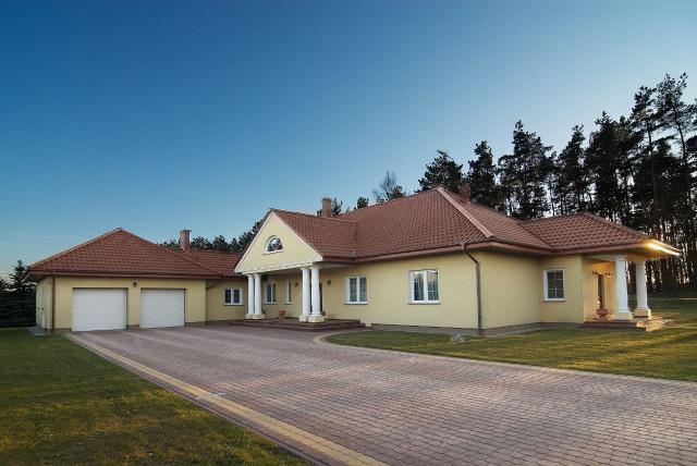 dom wolnostojący, 5 pokoi Koszalin