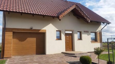 dom wolnostojący, 4 pokoje Kmiecin, ul. Malinowa
