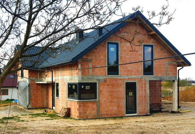 dom wolnostojący, 5 pokoi Krasne