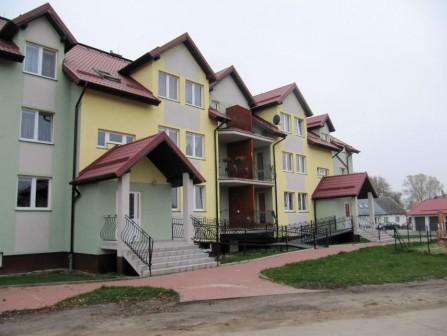 Mieszkanie 3-pokojowe Nowy Staw, ul. Grunwaldzka 1