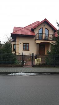 dom wolnostojący, 5 pokoi Zamość Przedmieście Lubelskie, ul. Łubinowa
