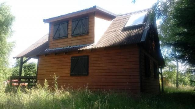 dom letniskowy Dominikowo, ul. Leśna Polana 96