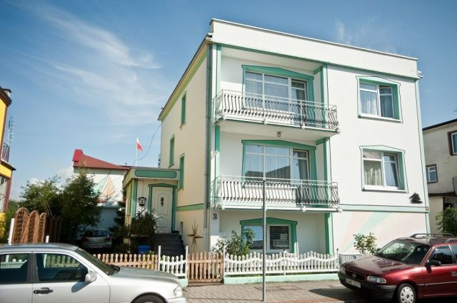 Hotel/pensjonat Darłowo, ul. Marynarska