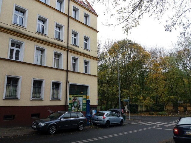Mieszkanie 2-pokojowe Szczecin Centrum, ul. 5 Lipca 24