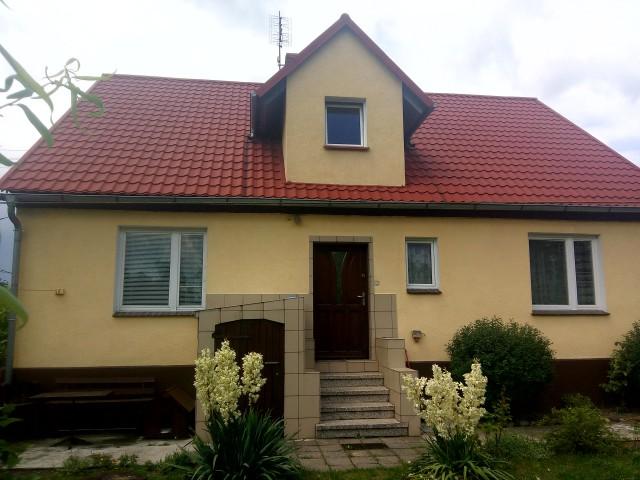 dom wolnostojący, 6 pokoi Pomorsko, ul. Piaskowa 132