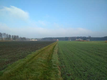 Działka rolna Nowa Kaźmierka