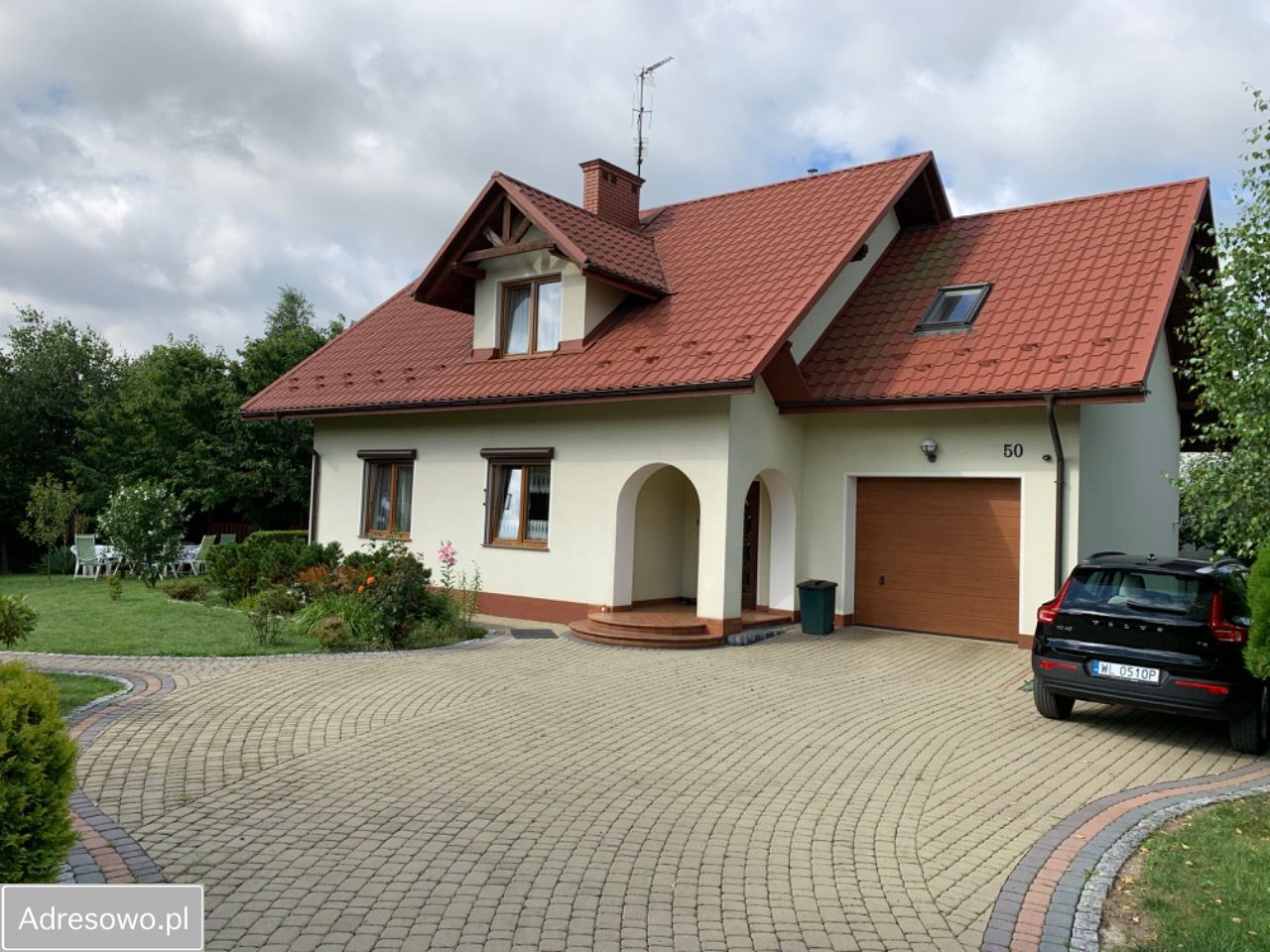dom letniskowy, 5 pokoi Rzeszów, ul. Jana Pawła II