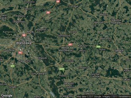 Mieszkanie 3-pokojowe Mińsk Mazowiecki