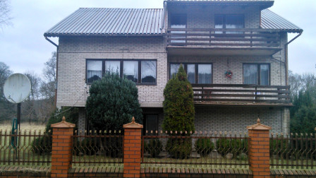 dom wolnostojący, 8 pokoi Reda Pieleszewo, ul. Łososiowa 4
