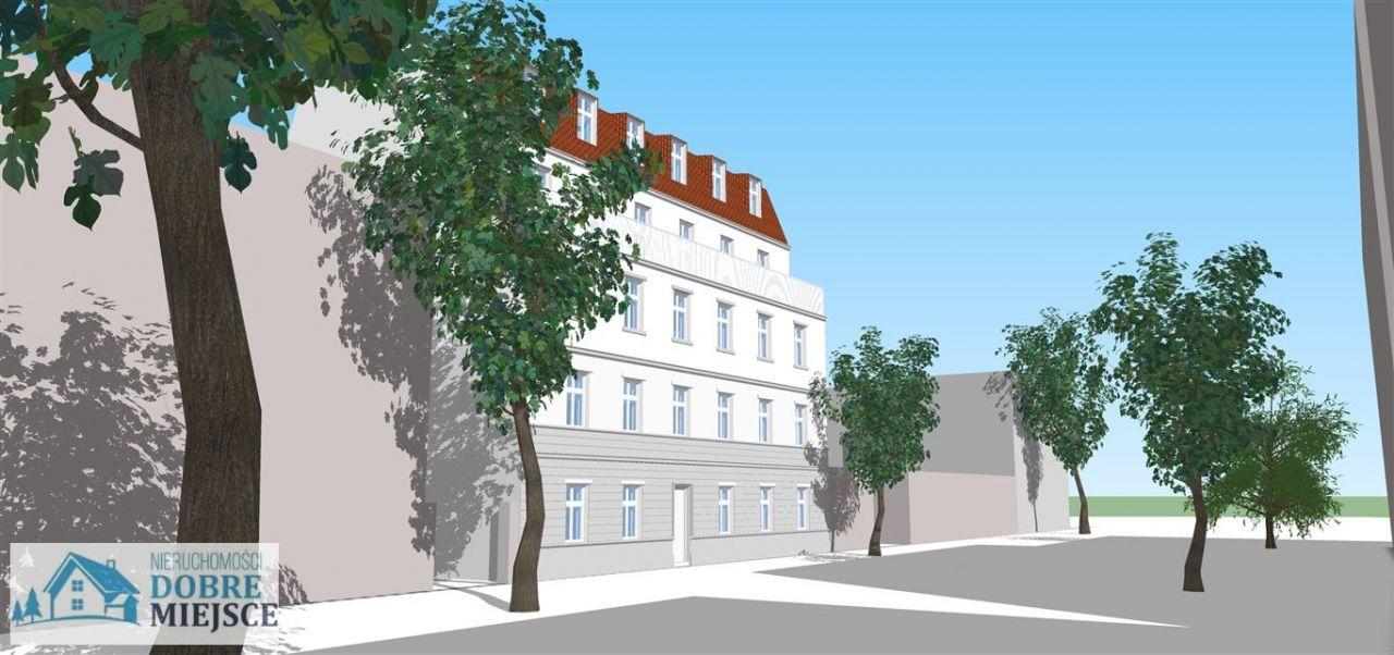 Mieszkanie 2-pokojowe Bydgoszcz Śródmieście, ul. Chełmińska