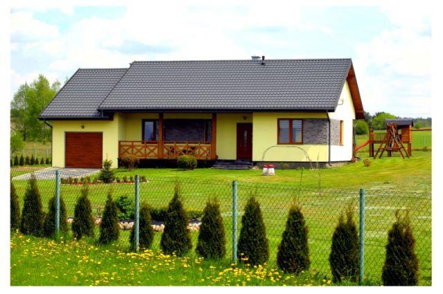 dom wolnostojący, 4 pokoje Mieleszki