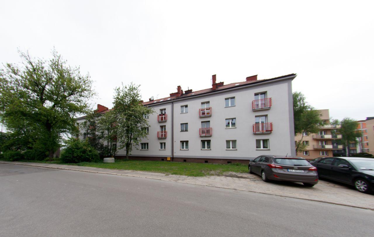 Mieszkanie 3-pokojowe Bytom Łagiewniki, ul. Mieczysława Romanowskiego