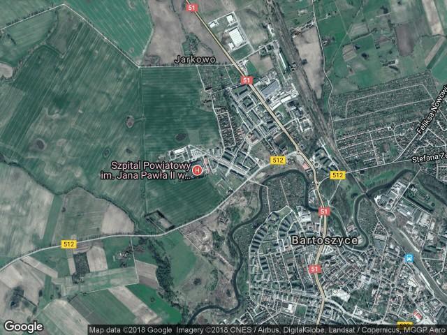 Mieszkanie 2-pokojowe Bartoszyce, ul. kard. Wyszyńskiego 7
