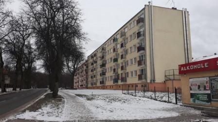 Mieszkanie 2-pokojowe Giżycko, ul. Moniuszki