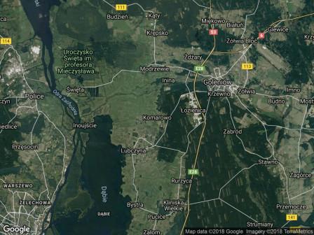 Mieszkanie 3-pokojowe Komarowo