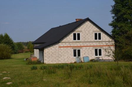 dom wolnostojący, 2 pokoje Ludwin