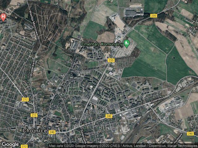 Mieszkanie 2-pokojowe Chojnice, ul. Ceynowy