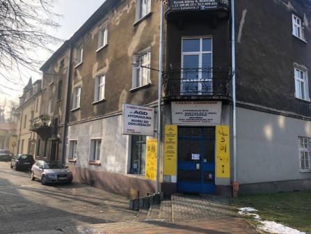 Mieszkanie 1-pokojowe Wieliczka Centrum, ul. Stanisława Moniuszki