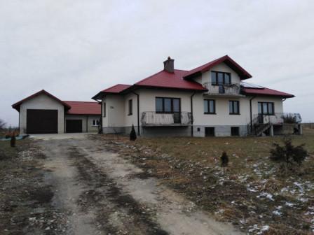 dom wolnostojący, 7 pokoi Motycz