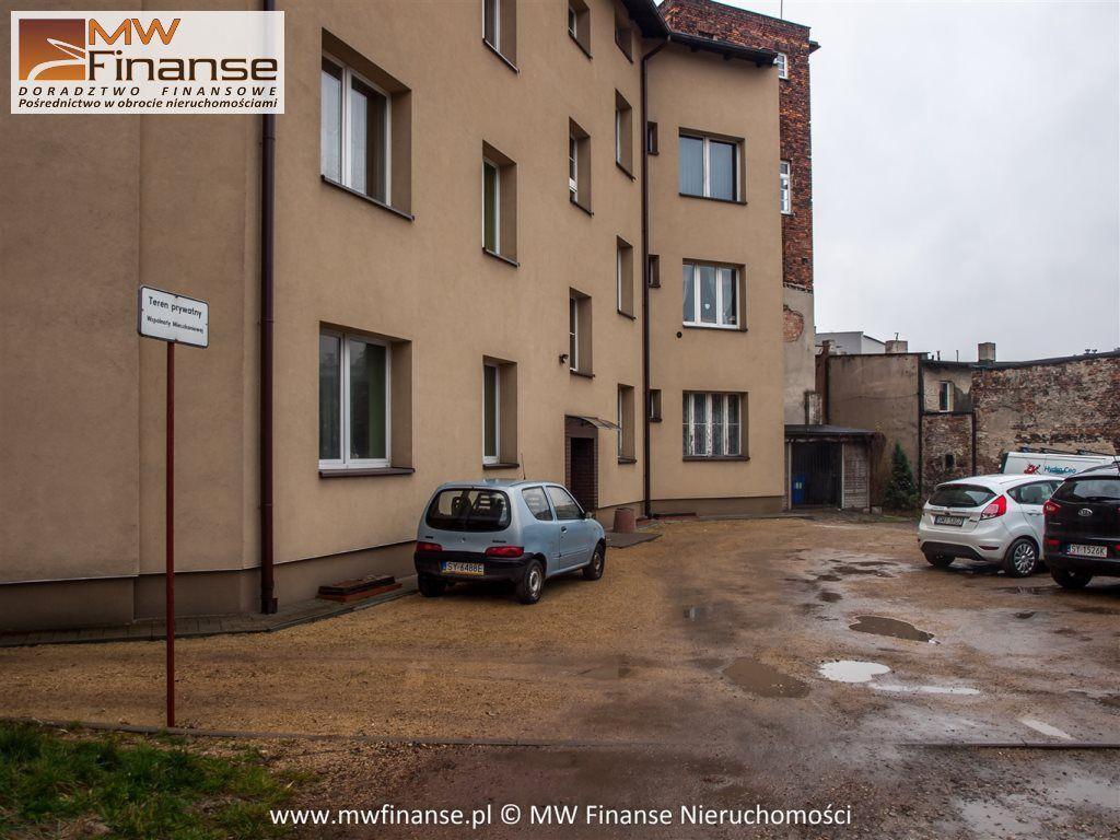 Mieszkanie 2-pokojowe Bytom Śródmieście