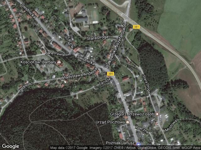 Mieszkanie 2-pokojowe Nowa Ruda Drogosław, ul. Świdnicka 51