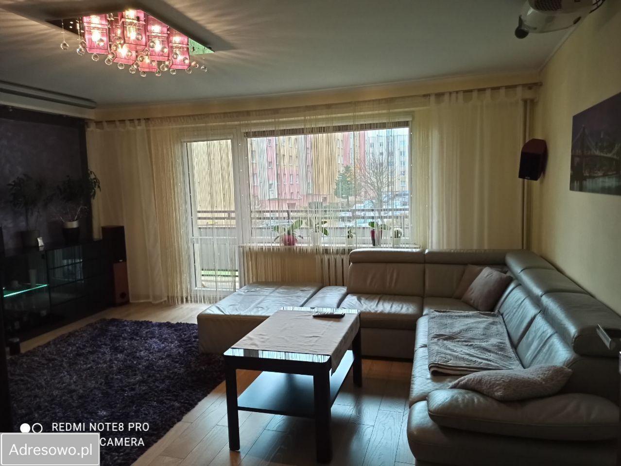 Mieszkanie 4-pokojowe Słupsk Centrum, ul. Cypriana Kamila Norwida