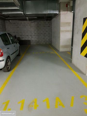 Garaż/miejsce parkingowe Warszawa Ursynów, ul. Pieskowa Skała