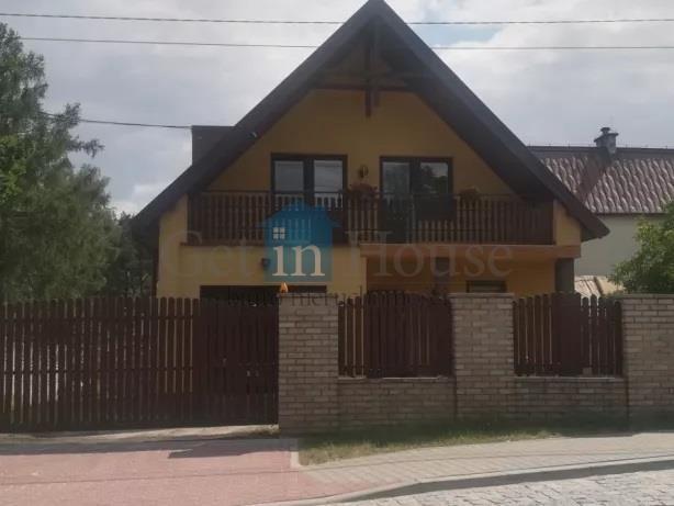dom wolnostojący, 5 pokoi Jaworznia