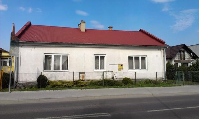 dom wolnostojący, 4 pokoje Lubaczów, ul. 3 Maja