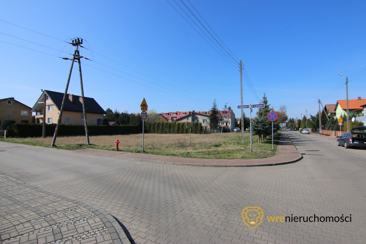 Działka budowlana Kobierzyce, ul. Świętojańska