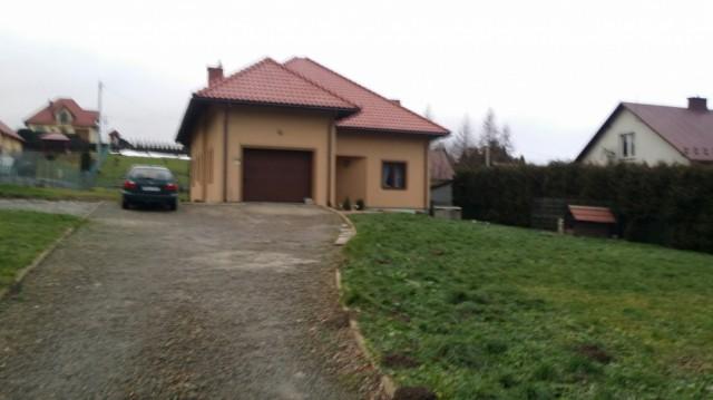 dom wolnostojący Jurowce