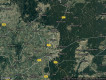 Działka rolna Kiełpin Stegny