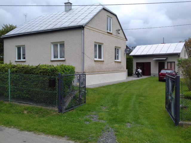 dom wolnostojący, 3 pokoje Chlebna, Chlebna