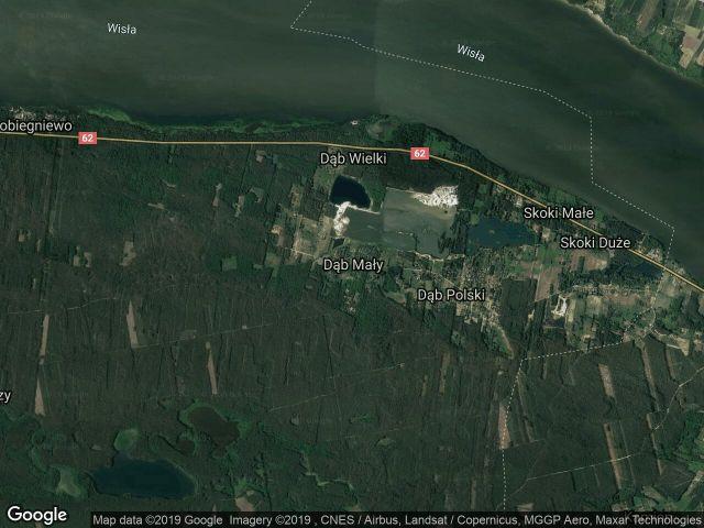 Działka budowlana Dąb Mały, ul. Świerkowa
