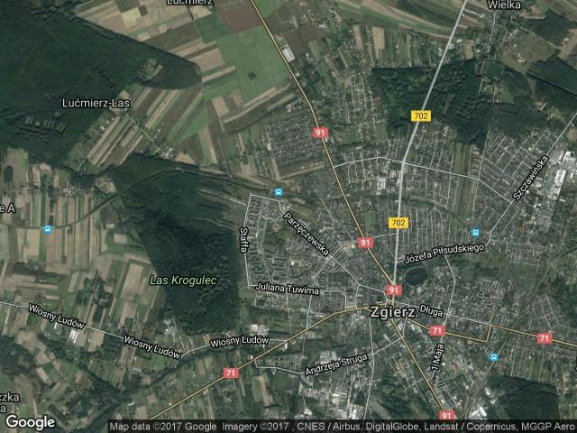 Mieszkanie 2-pokojowe Zgierz, ul. Parzęczewska 138