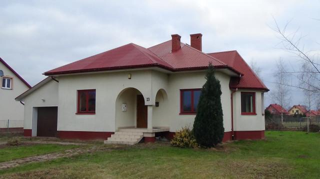 dom wolnostojący, 3 pokoje Tarnobrzeg Wielowieś, ul. Górki 13