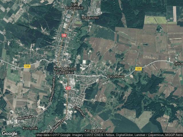 dom wolnostojący, 6 pokoi Nowe Miasto Lubawskie