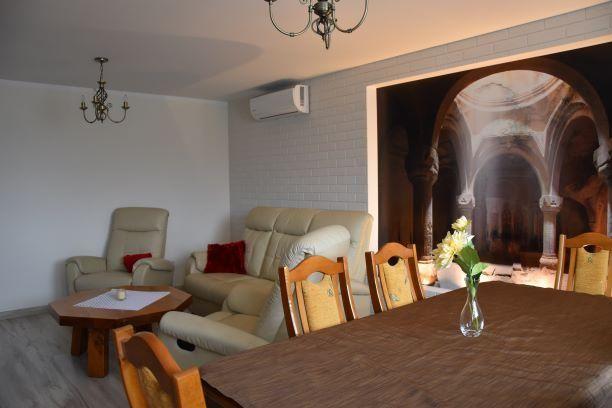 dom wolnostojący, 5 pokoi Brudzeń Duży