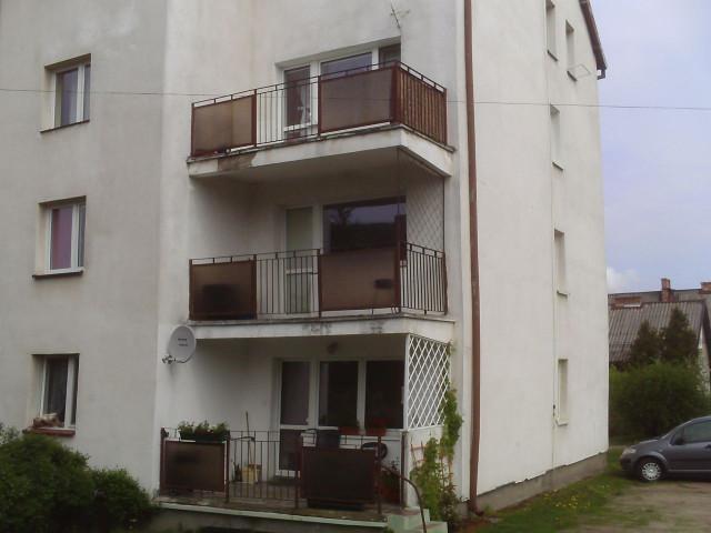 Mieszkanie 2-pokojowe Chełmno, ul. Jastrzębia 5