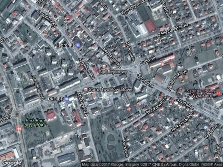 Mieszkanie 2-pokojowe Wysokie Mazowieckie, ul. Ludowa 11B